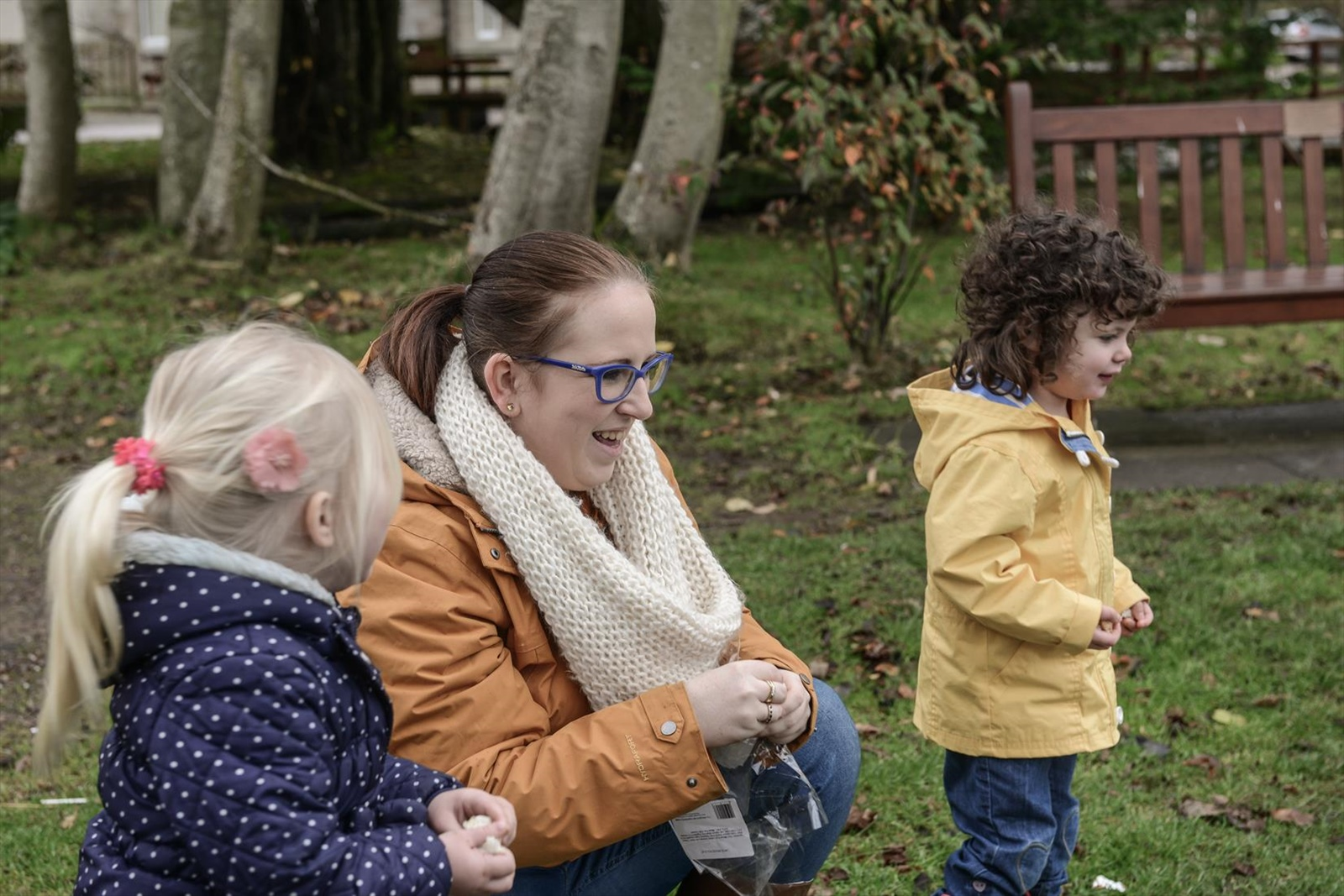 Childminders Delivering Funded ELC:  Applications open 15 January for a new Outdoor Clothing Fund