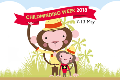 Get ready for Childminding Week 2018
