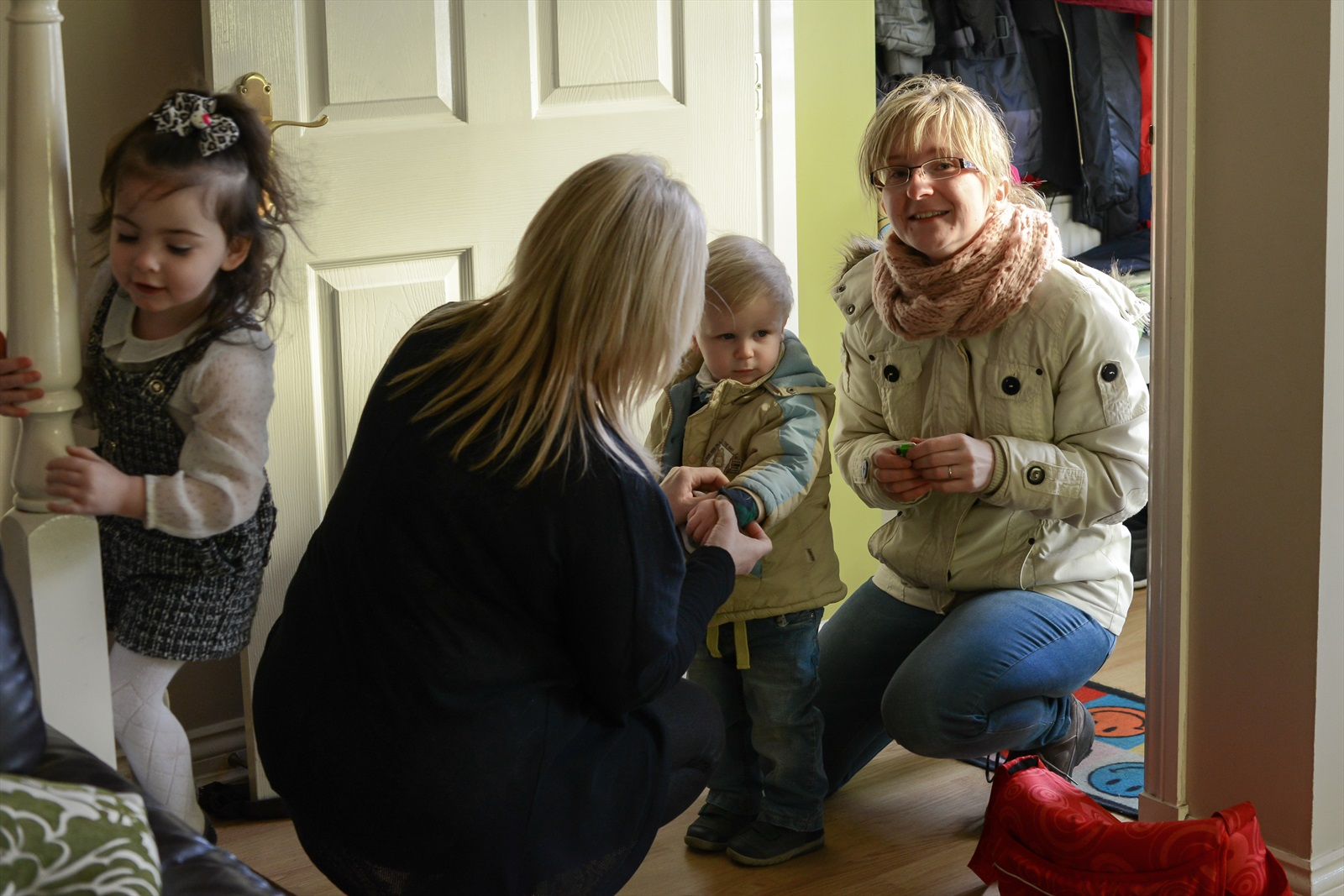 More flexible free childcare across Stirling thanks to Council's new childminder partnership
