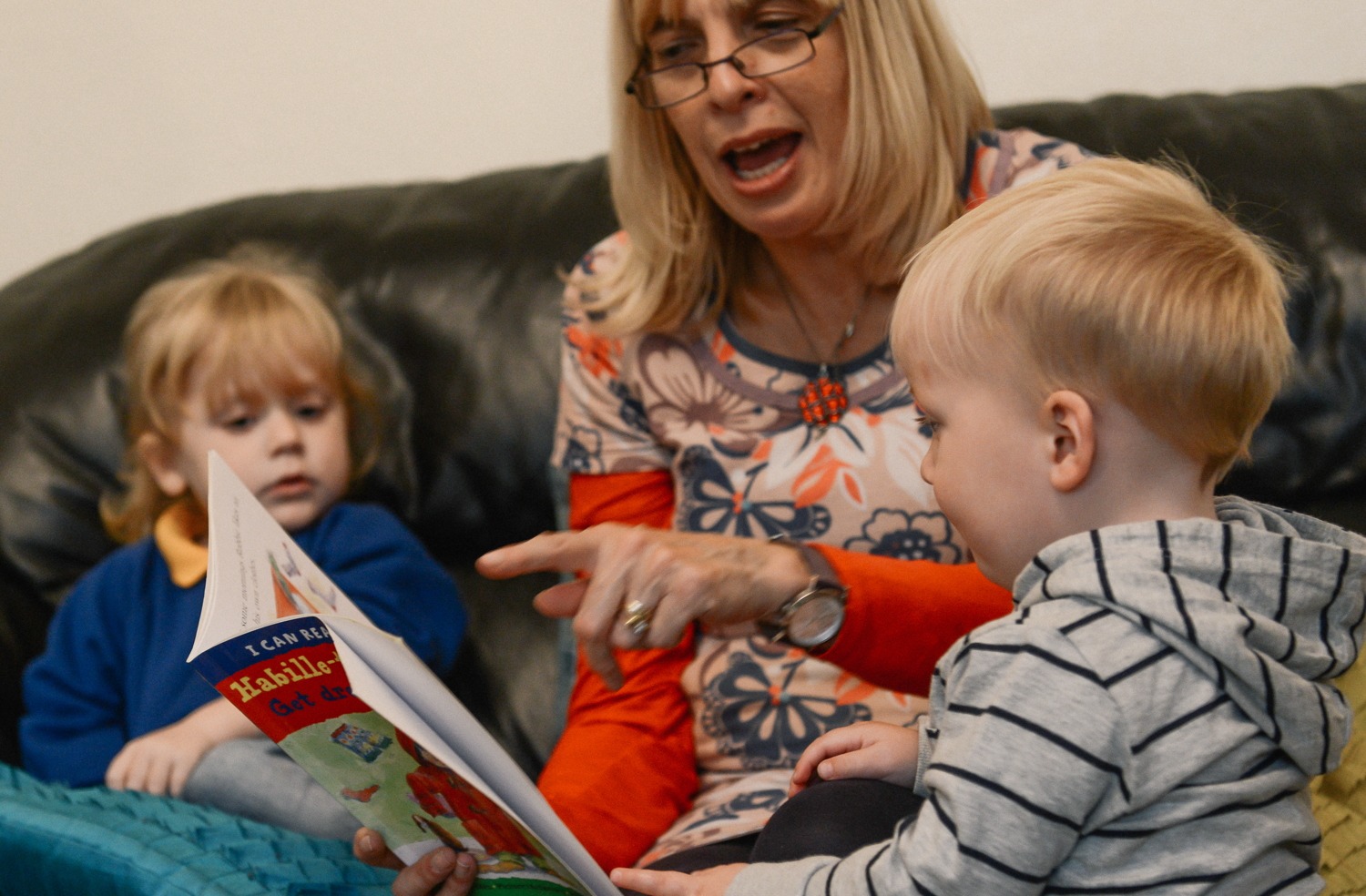 Childminders invited to 'Bookbug for the Home' courses
