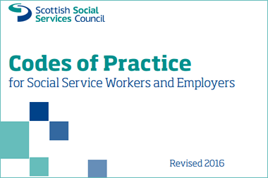 Revised SSSC Codes of Practice have been published | SCMA News