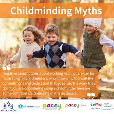 Dispelling Childminding Myths