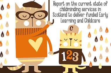 Scotland could lose childminding workforce claims new report