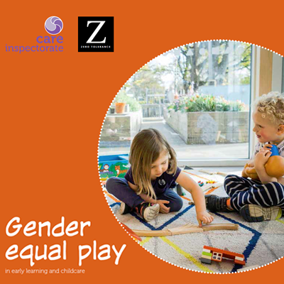 Gender equal play in Early Learning and Childcare