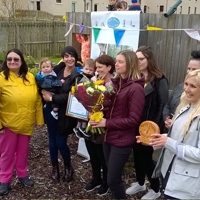 Childminders recognised with a Scottish Play Award