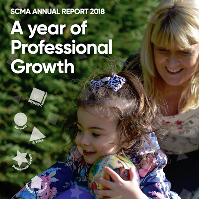 A year of Professional Growth – SCMA Annual Report now available to download